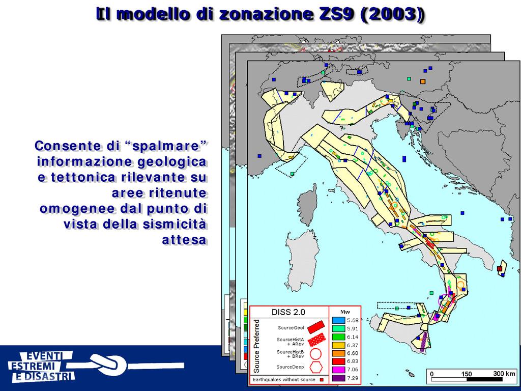 """INGV Consente di """"spalmare"""" informazione geolog..."""