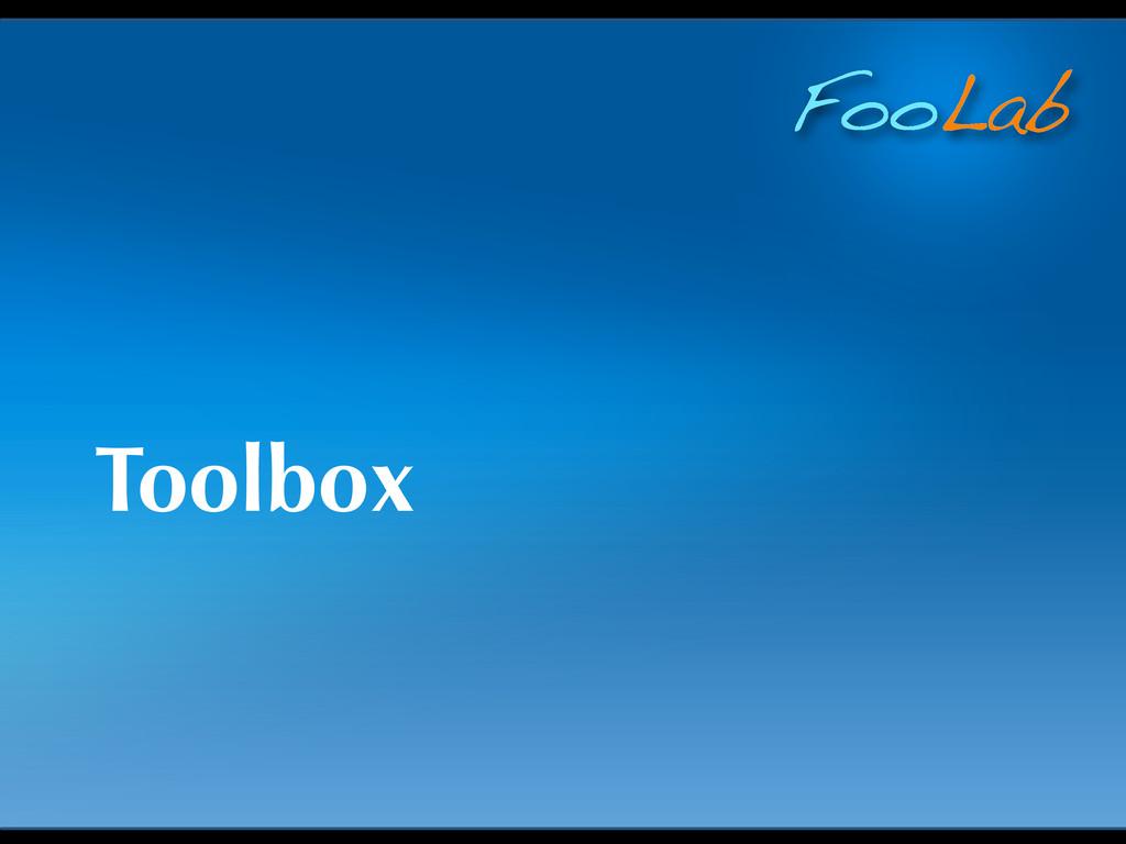FooLab Toolbox