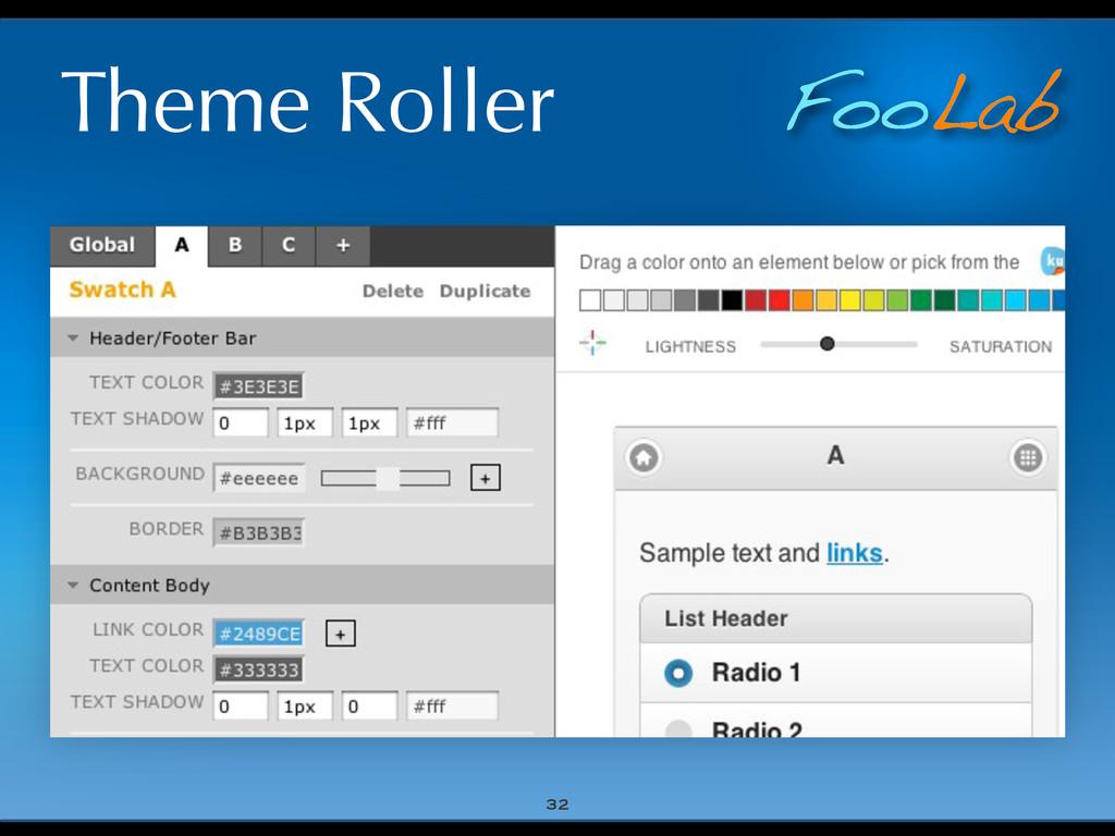 FooLab Theme Roller 32