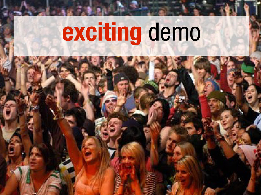 10/31/12 exciting demo