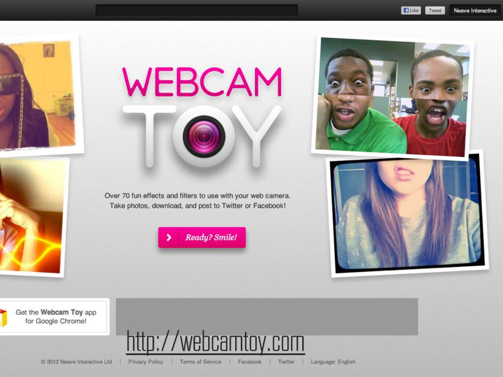 http://webcamtoy.com