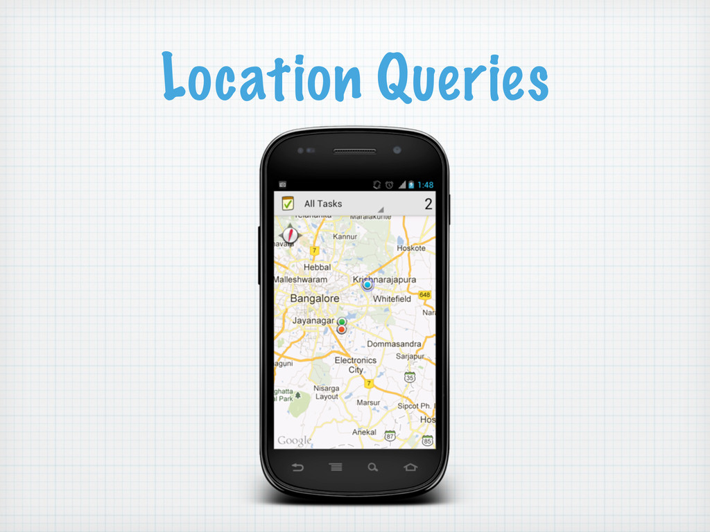 Location Queries
