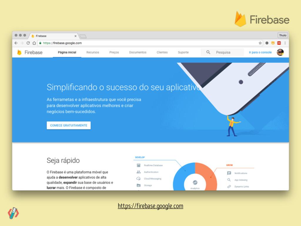 https://firebase.google.com