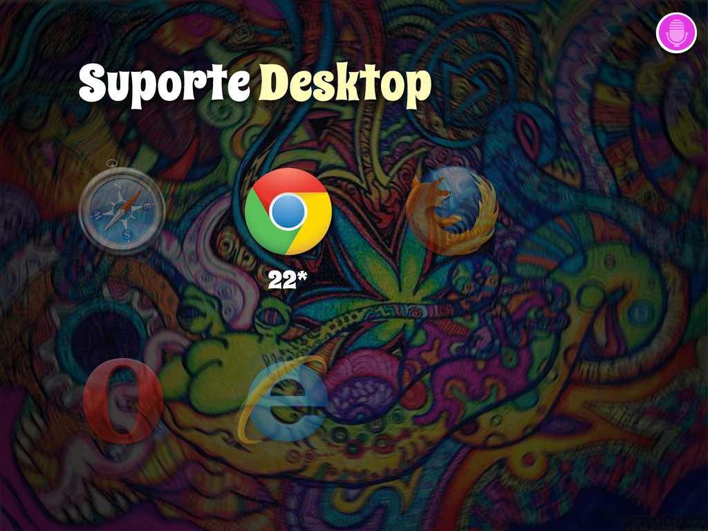 Suporte Desktop 22*