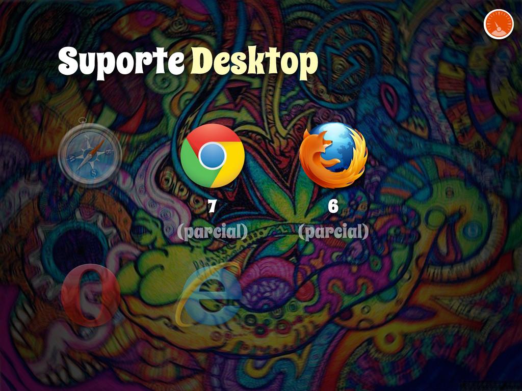 Suporte Desktop 7 6 (parcial) (parcial)