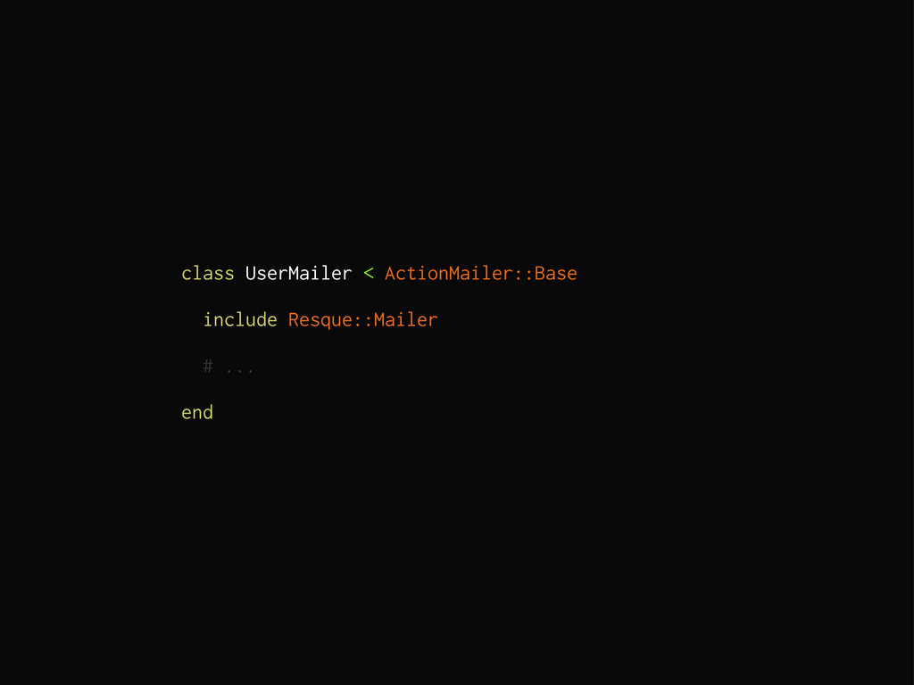 class UserMailer < ActionMailer::Base include R...