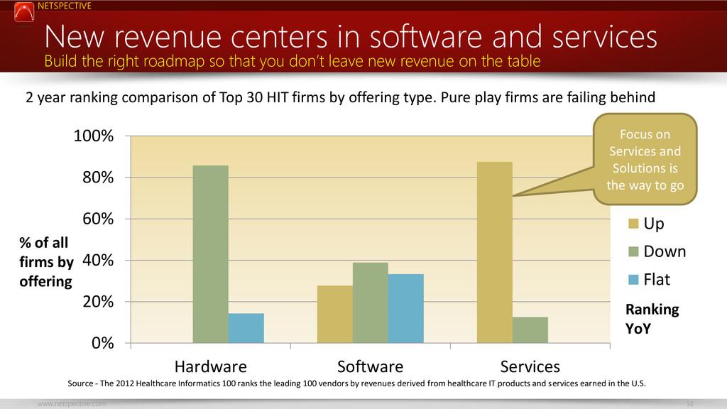 NETSPECTIVE www.netspective.com 14 New revenue ...