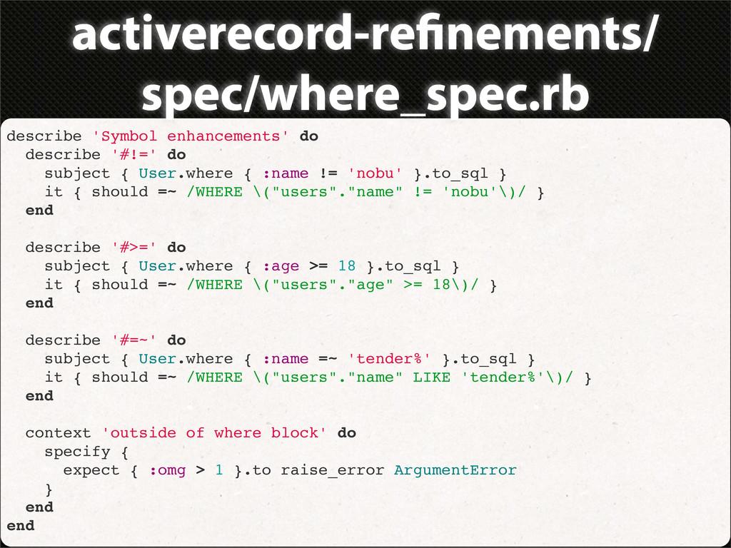 activerecord-re nements/ spec/where_spec.rb des...