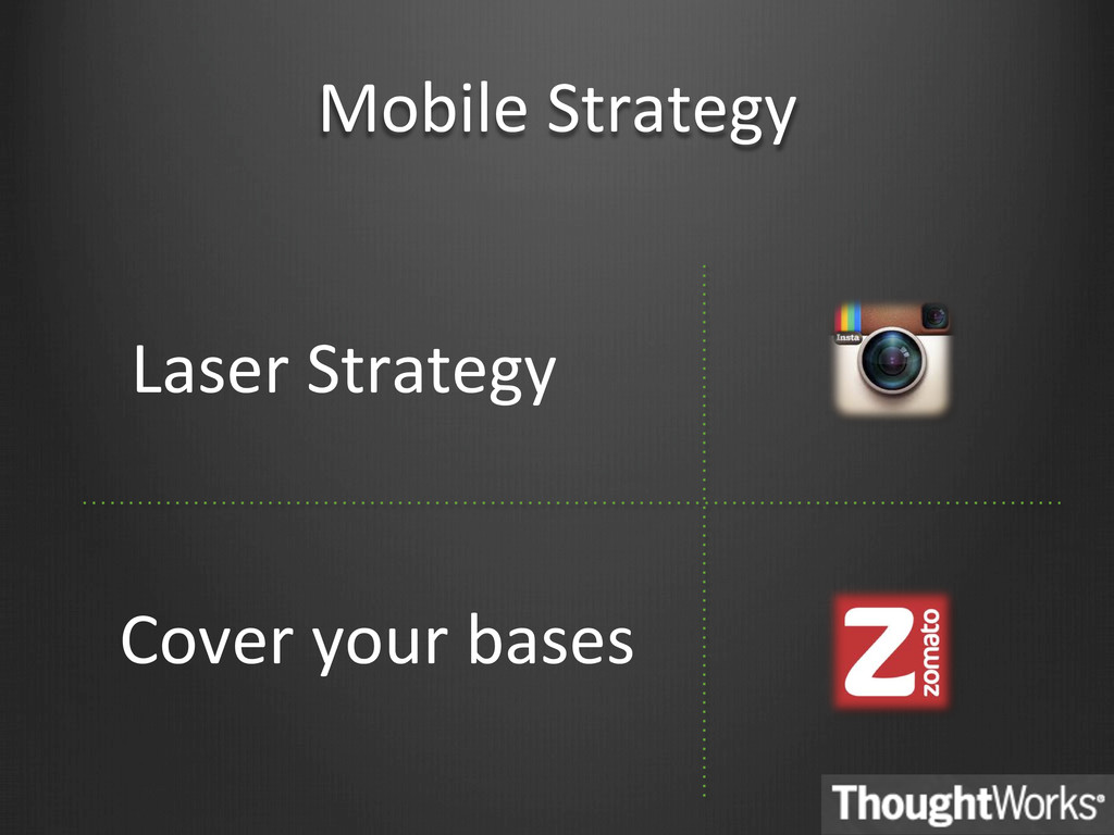 Mobile Strategy  Laser Strategy  ...