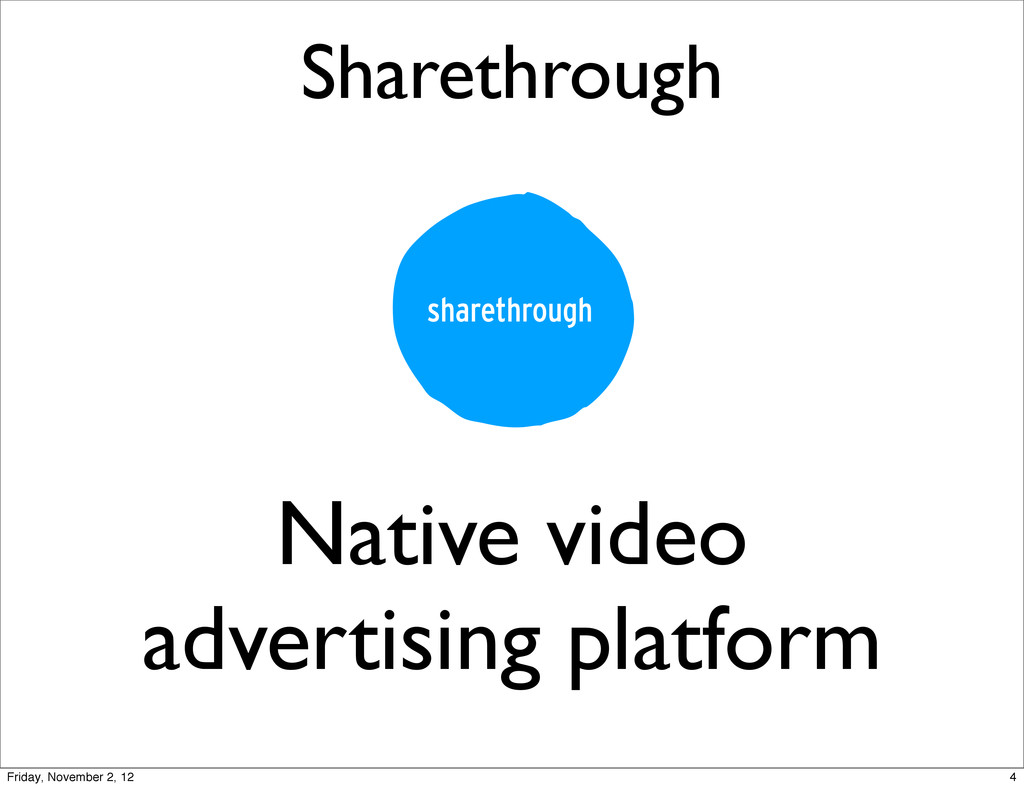 Sharethrough Native video advertising platform ...
