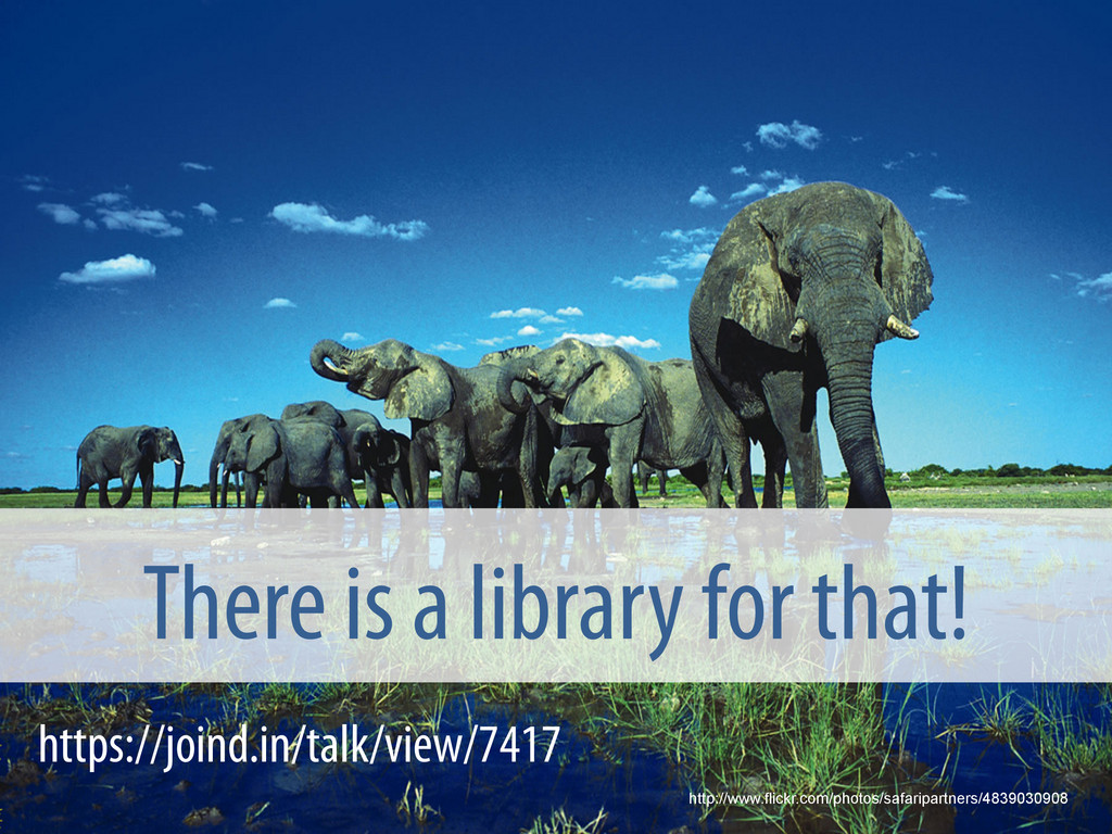There is a library for that! http://www.flickr....