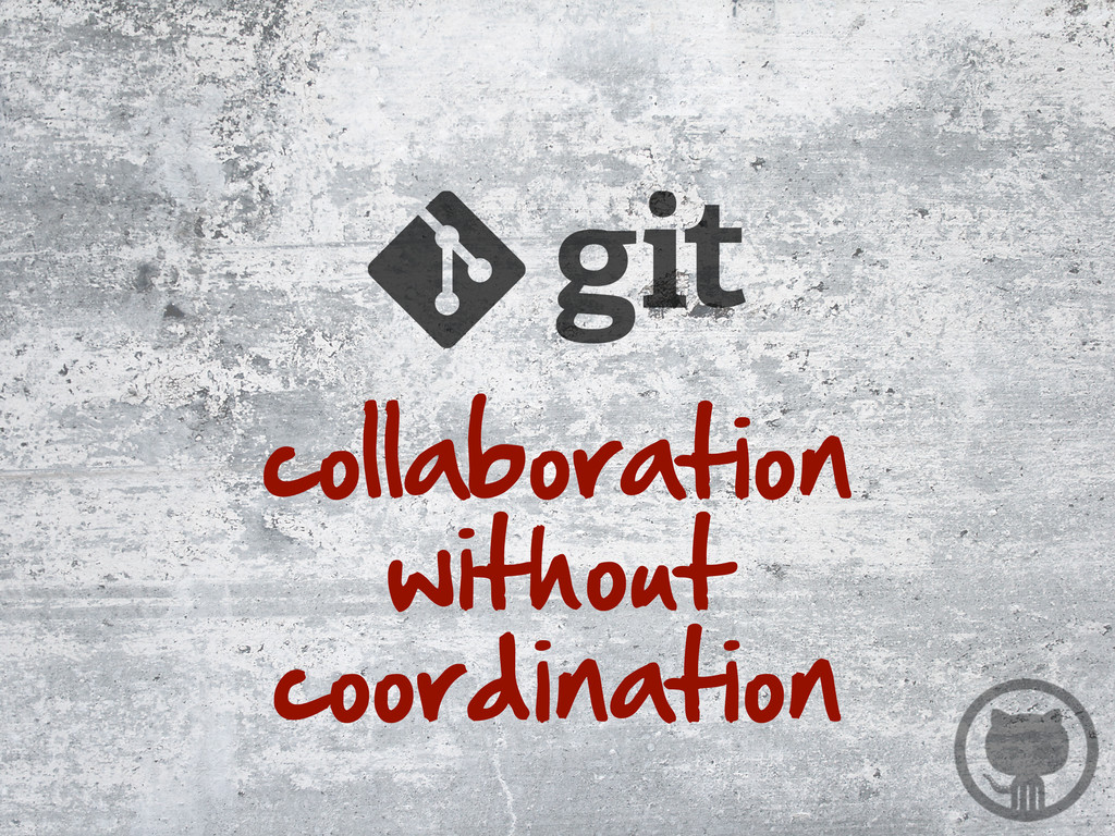collaboration  without  coordination