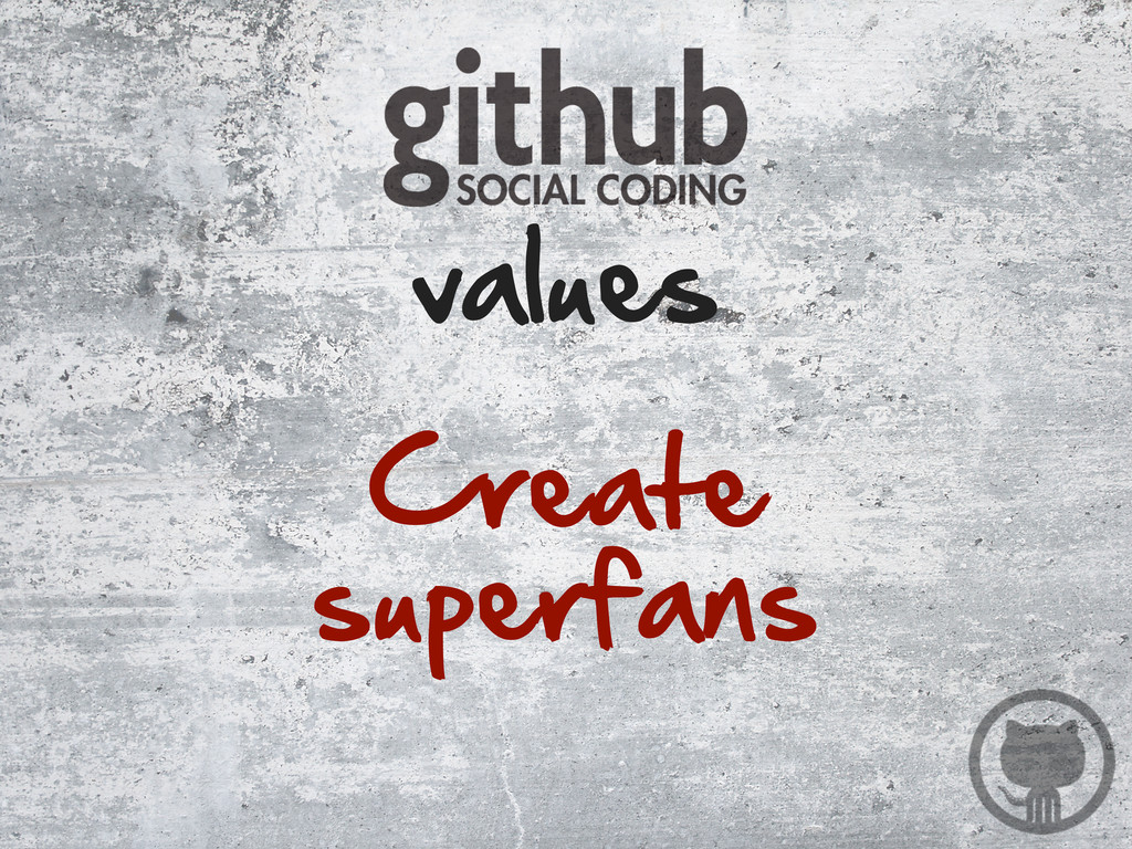 Create  superfans values