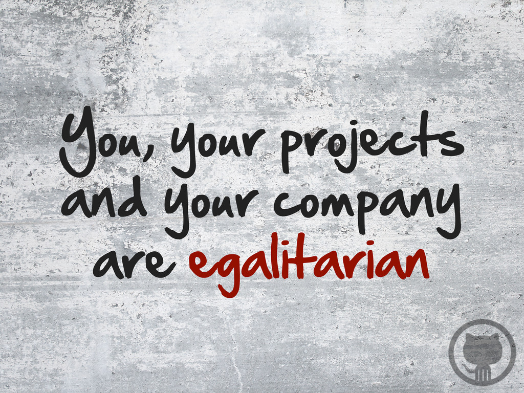 You, your projects  and your company  are...