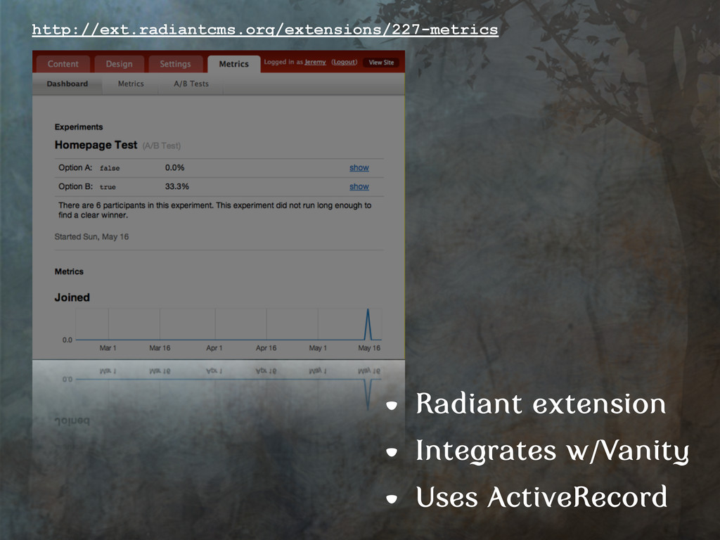 • Radiant extension • Integrates w/Vanity • Use...