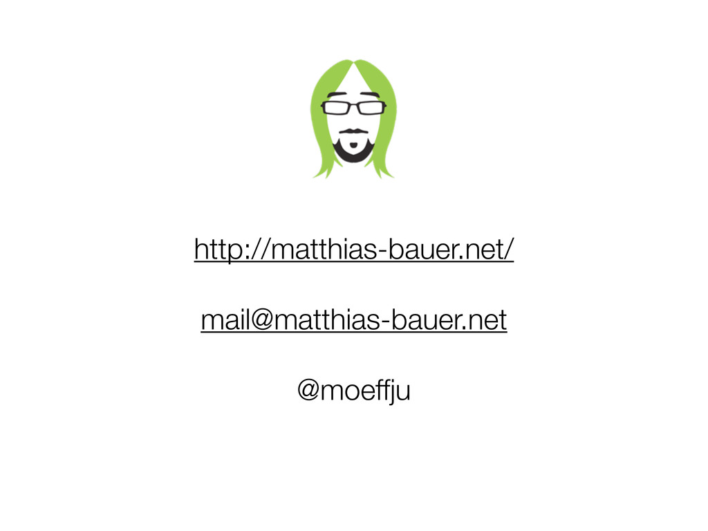 http://matthias-bauer.net/ mail@matthias-bauer....