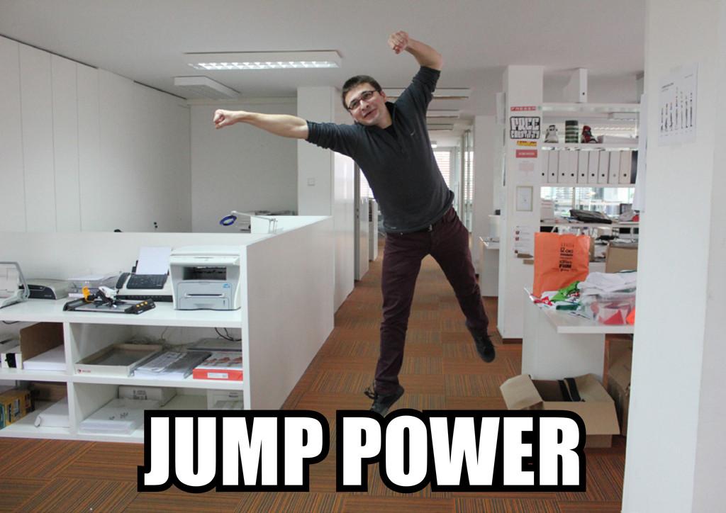 JUMP POWER