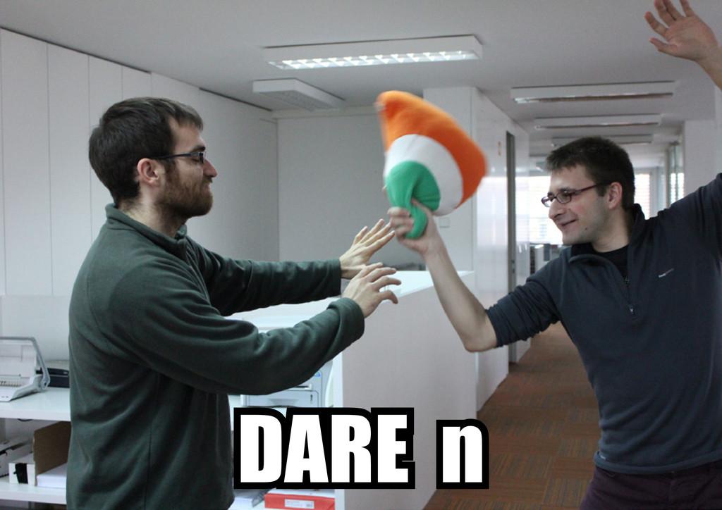 DARE n
