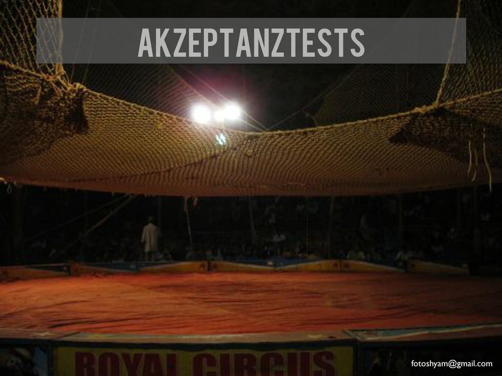 Akzeptanztests fotoshyam@gmail.com