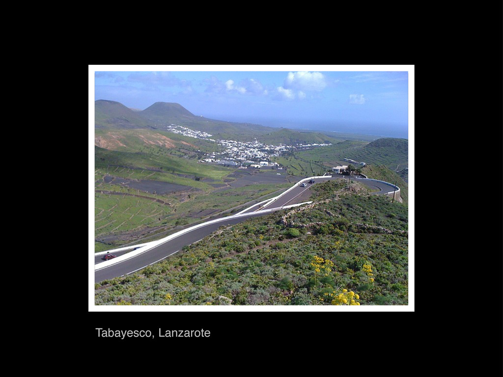 Tabayesco, Lanzarote