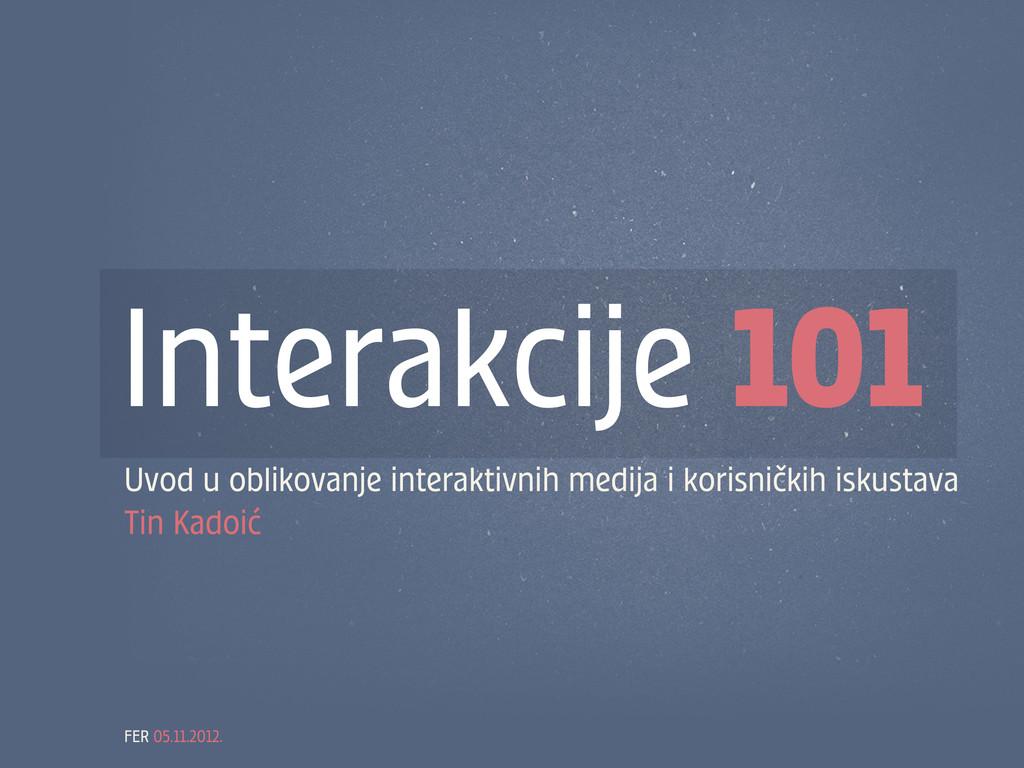 Uvod u oblikovanje interaktivnih medija i koris...