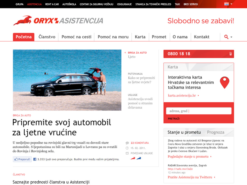 ORYX Grupa h p://www.oryx-grupa.hr