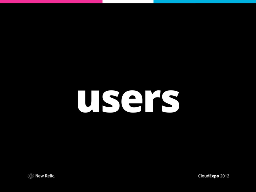 CloudExpo 2012 users