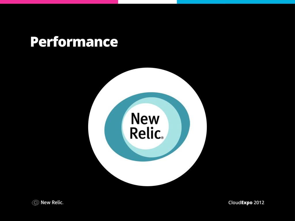 CloudExpo 2012 Performance