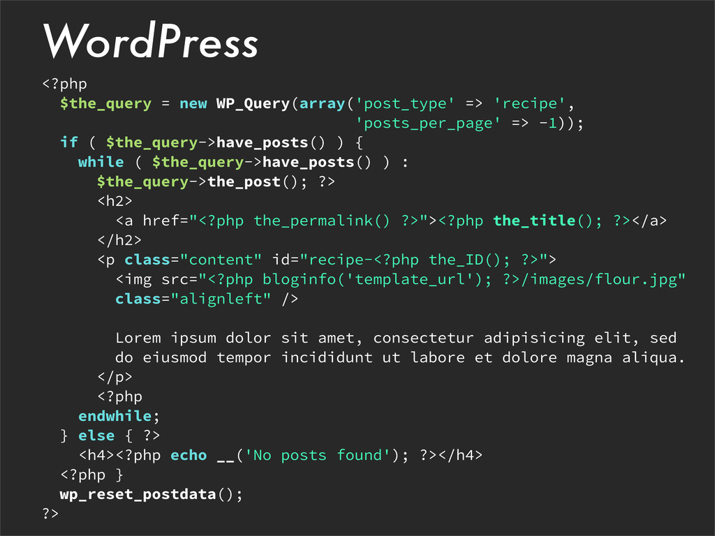 <?php $the_query = new WP_Query(array('post_typ...