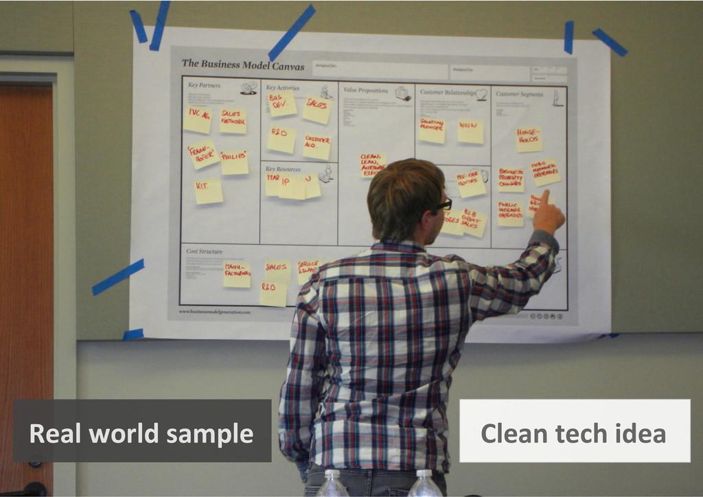 14  Real world sample  Clean tec...