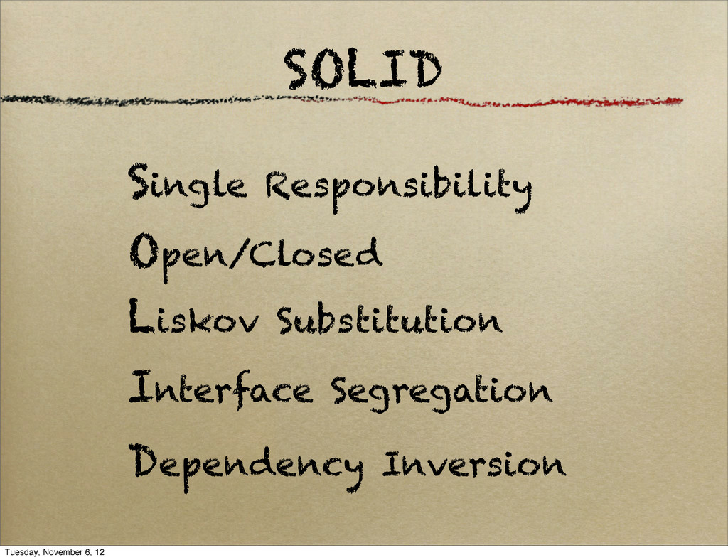 Dependency Inversion SOLID Single Responsibilit...