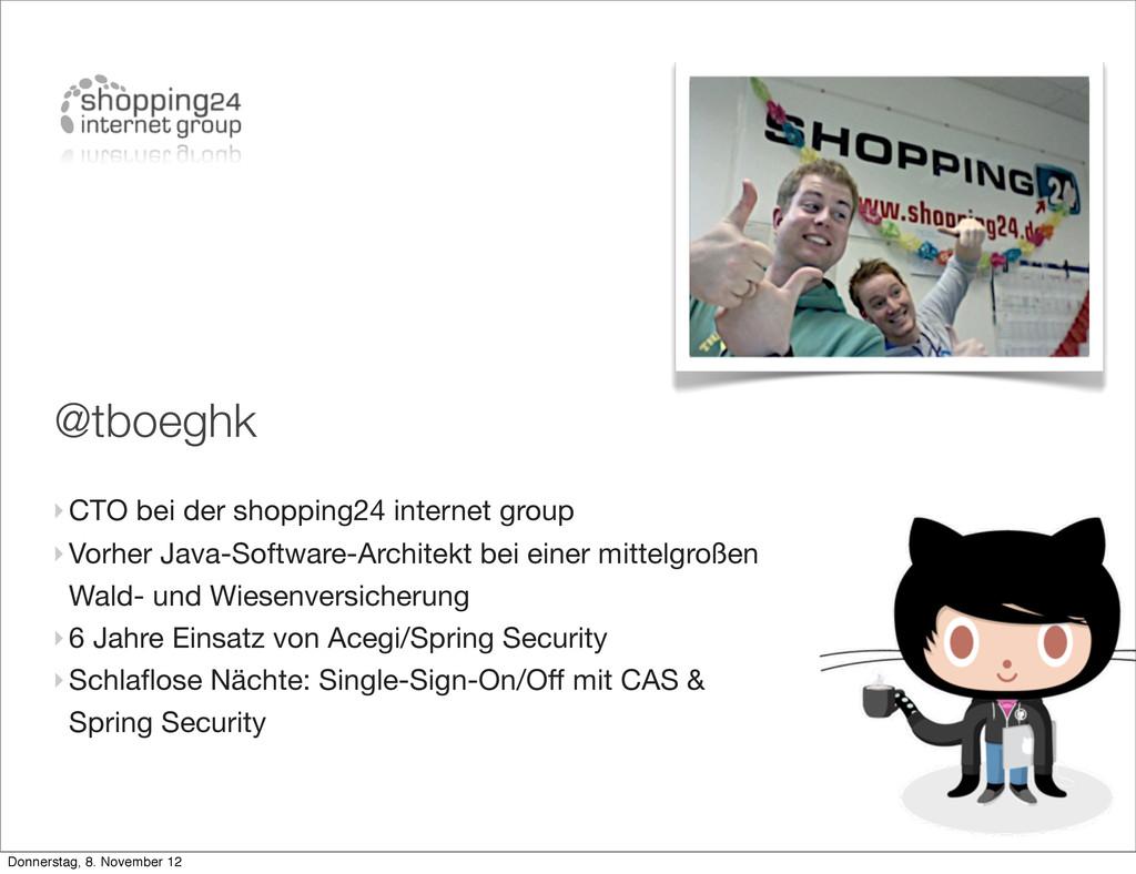 @tboeghk ‣CTO bei der shopping24 internet group...