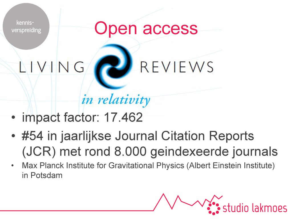 Open access •  impact factor: 17.462 •  #54 in ...