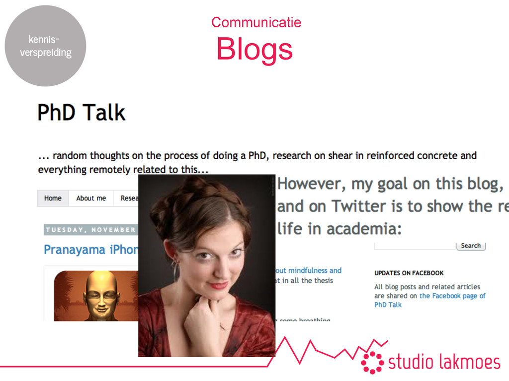 Blogs Communicatie