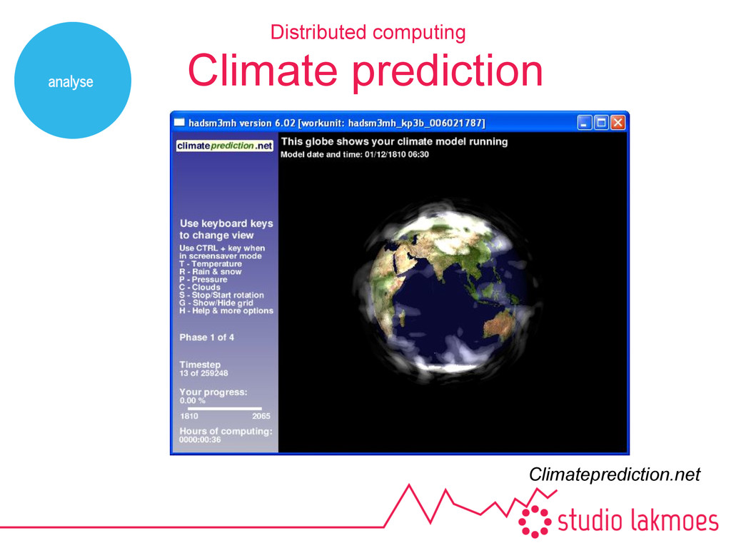Climate prediction Distributed computing Climat...