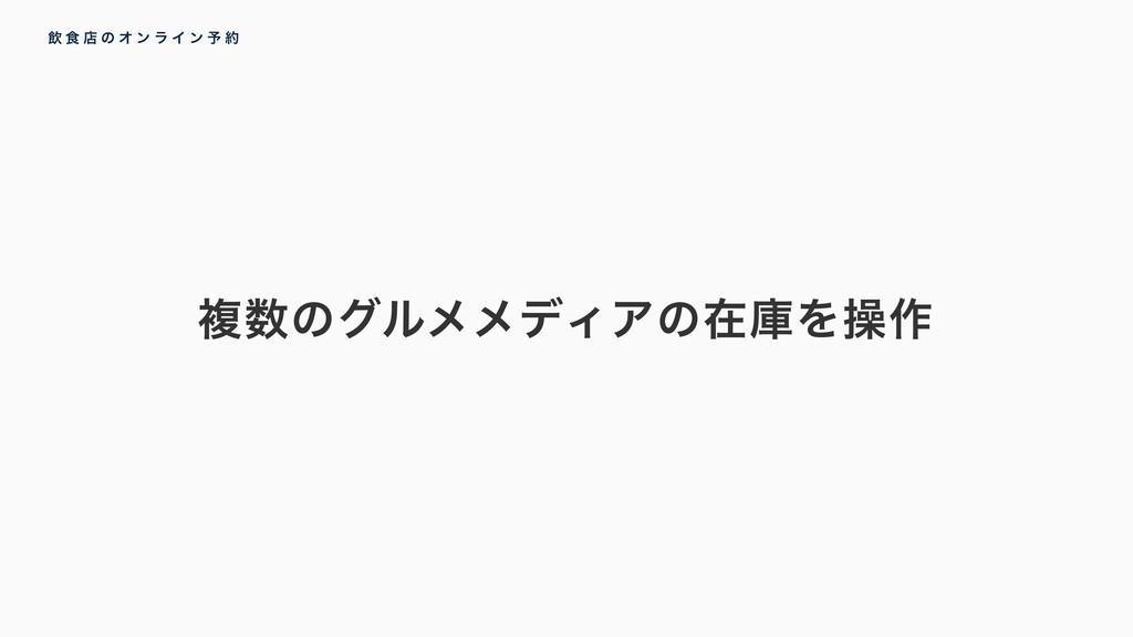 ෳͷάϧϝϝσΟΞͷࡏݿΛૢ࡞ ҿ ৯ ళ ͷ Φ ϯ ϥ Π ϯ ༧ 