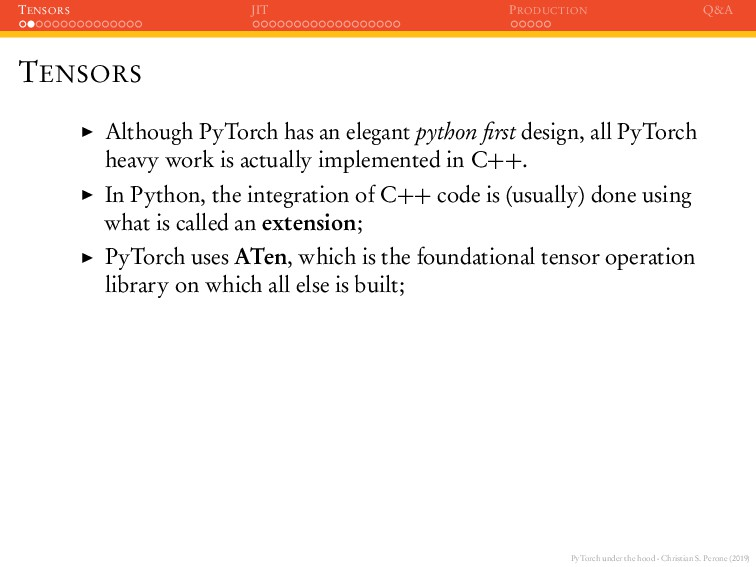 PyTorch under the hood - Christian S. Perone (2...