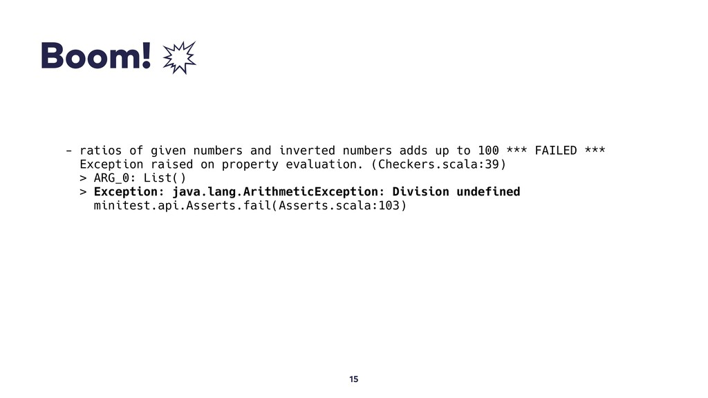 Boom!  15 - ratios of given numbers and inverte...