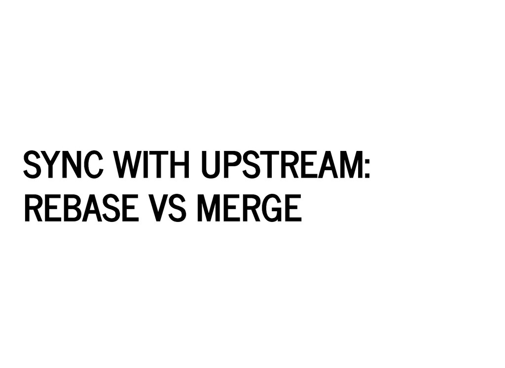 SYNC WITH UPSTREAM: SYNC WITH UPSTREAM: REBASE ...