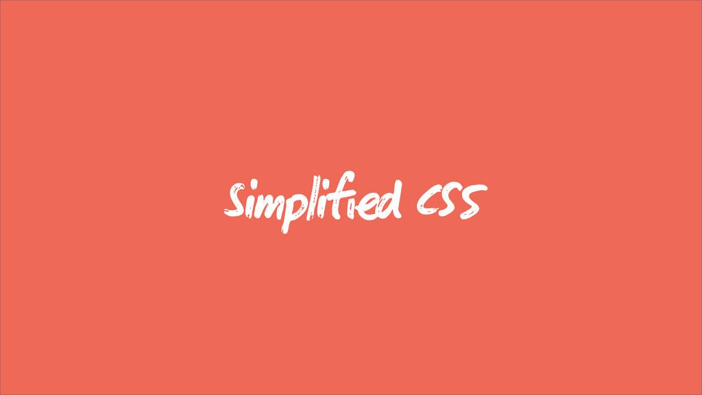 Simplifi C
