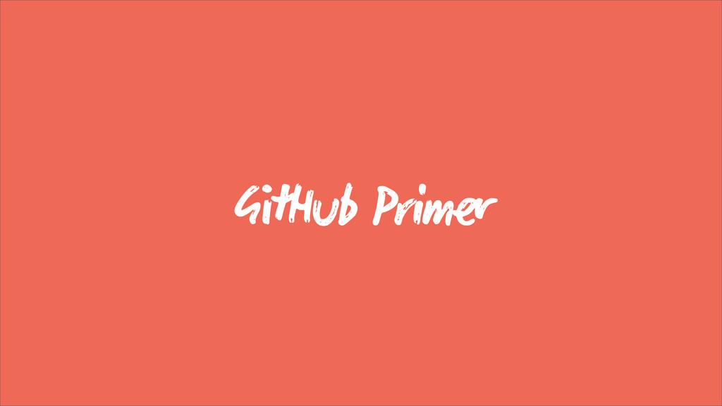GHub Prim