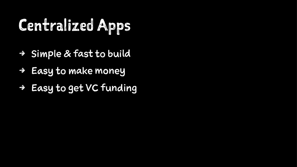 Centralized Apps 4 Simple & fast to build 4 Eas...
