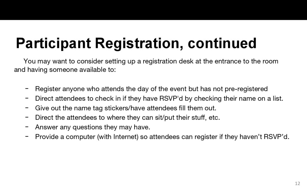 You may want to consider setting up a registrat...