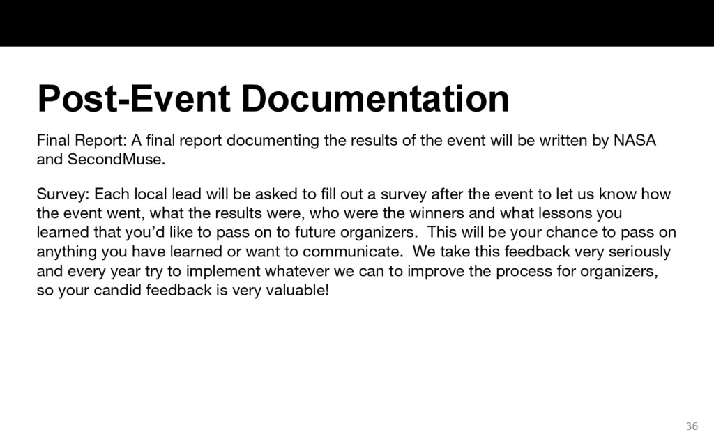 Final Report: A final report documenting the re...