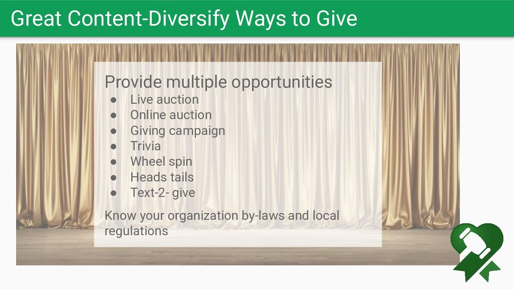 Great Content-Diversify Ways to Give Provide mu...