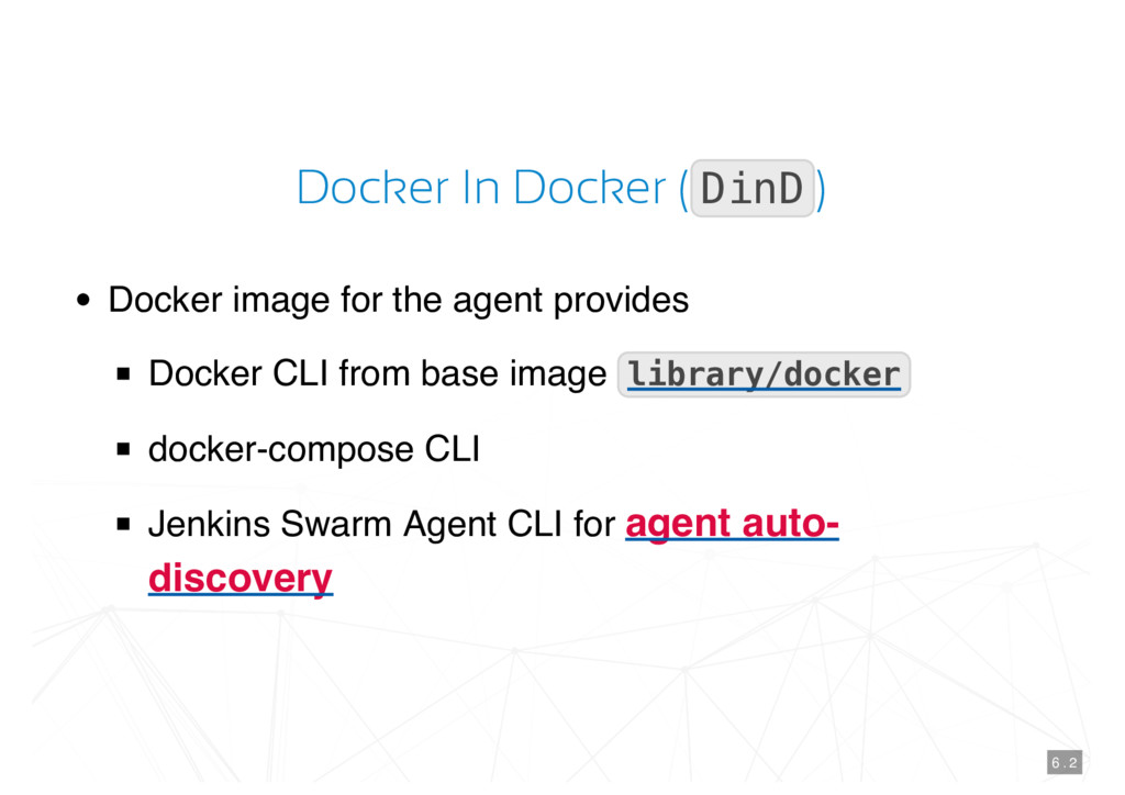 Docker In Docker ( DinD ) Docker image for the ...