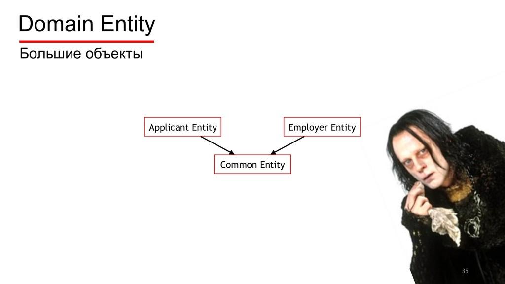 Applicant Entity Employer Entity Common Entity ...