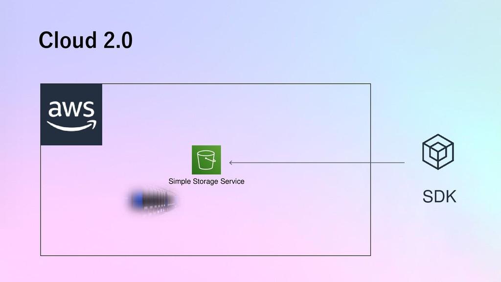 Cloud 2.0 AWS Cloud SDK Simple Storage Service