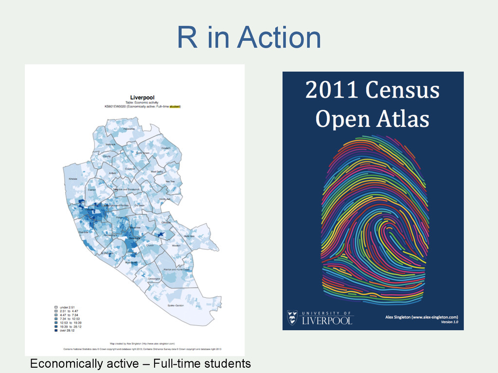 R in Action Economically active – Full-time stu...