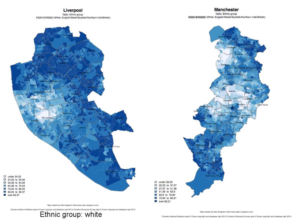 Ethnic group: white